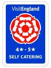 4-5 Star - Self Catering